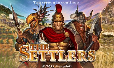 Settlers HD для Android