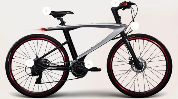 Smart Mountain Bike