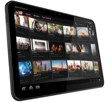 Xoom-Tablet
