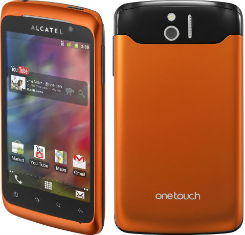 Alcatel One Touch 991 Play