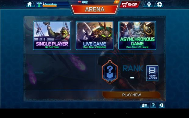 Arena of Heroes 2
