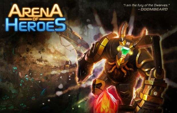 Arena of Heroes poster