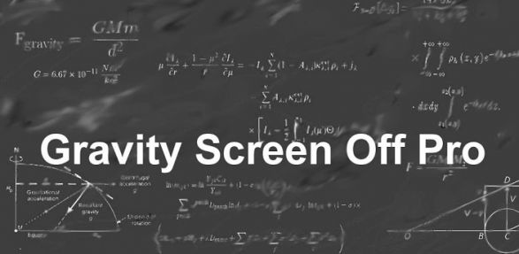 Gravity Screen poster