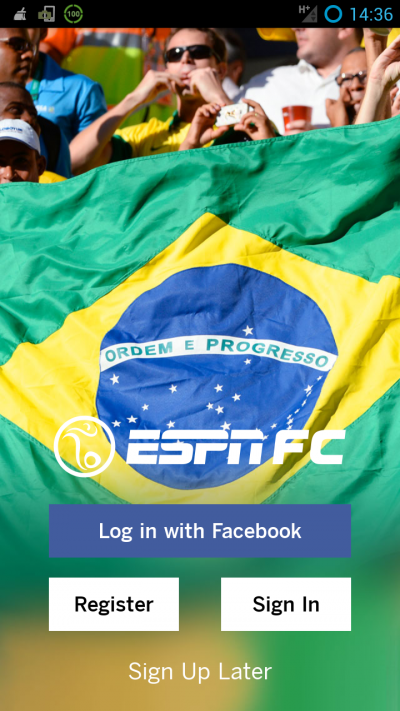 ESPN FC Football  World Cup1