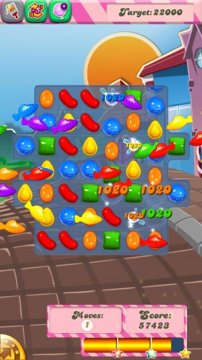 Candy crush saga3