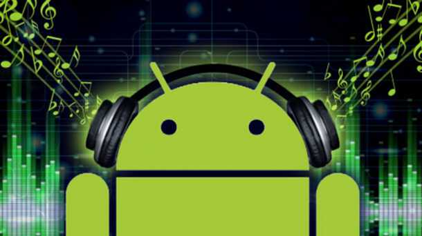 music android poster