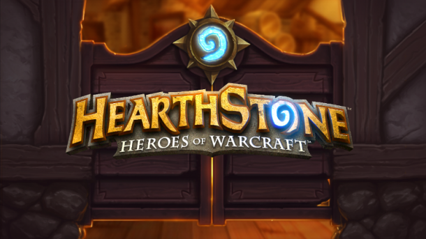 Hearthstone Heroes of Warcraft poster