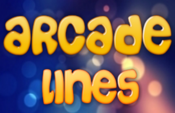 Arcade Lines poster