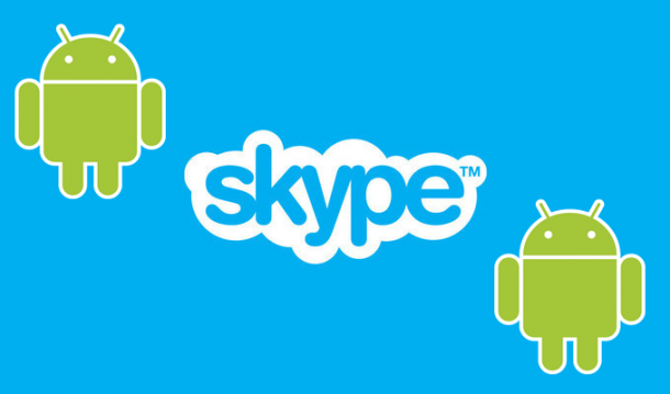 Skype 5.3 for Android poster