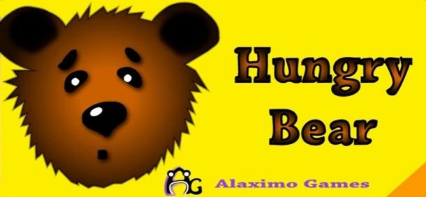 hungry bear poster
