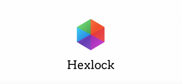 Hexlock App Lock Security poster