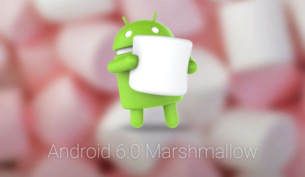 Android 6.0 Marshmallow poster