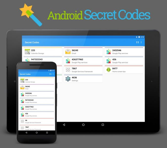 Secret Codes (Android)