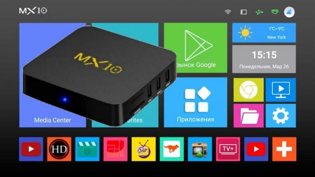 Android TV Box 4