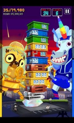 Monsters Ate My Condo - игра для Android