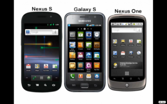 Nexus One S