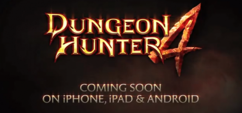 dungeon hunter4
