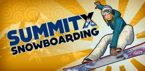 SummitX Snowboarding android